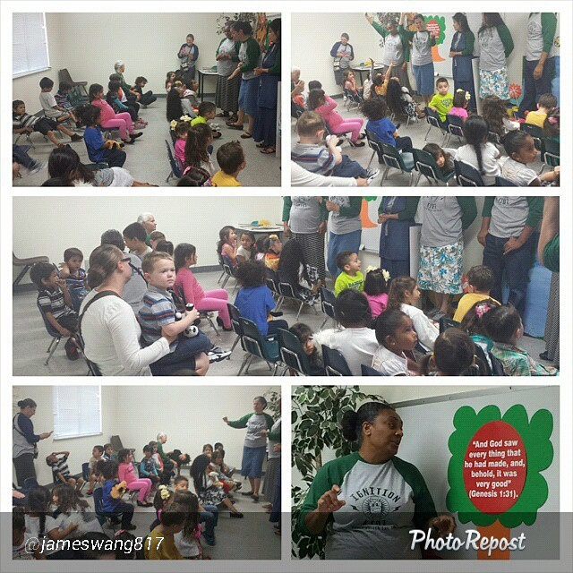 "By @jameswang817 ""Little sparkz and little lambs having fun in sing & pray church (2-5 year olds kids church) #ignitionkidz @ignitionkidz"" via @PhotoRepost_app"